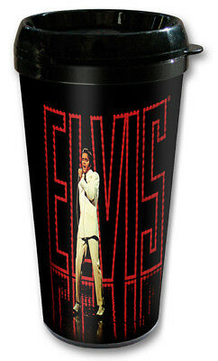 569c7af4327 Brand New Elvis Presley Elvis In Lights Official Boxed Insulated Travel Mug