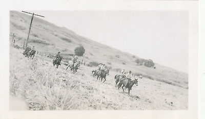 WWII 1944-5 Trip to Hana Maui Hawaii  NASP sailor's, cowboys, Paniola photo #3