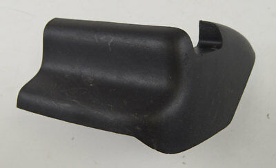 2007 Chevrolet Avalanche Front Right RH Seat Track Cover Black Used 15128777