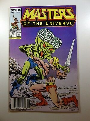 Masters of The Universe #10 Star Comics Series Beautiful Fine+ Condition!!