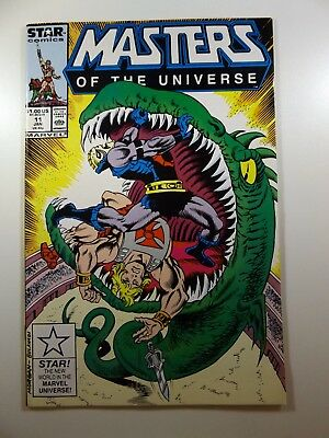 Masters of The Universe #11 Star Comics Series Beautiful NM- Condition!!