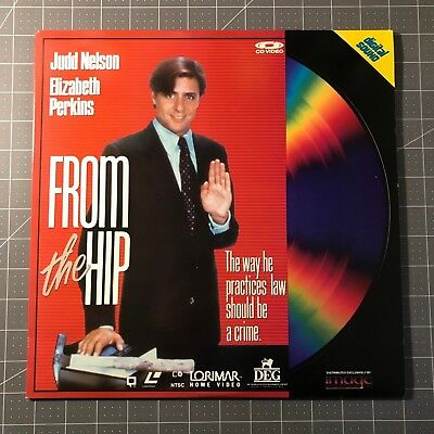 From The Hip Laserdisc - Ld