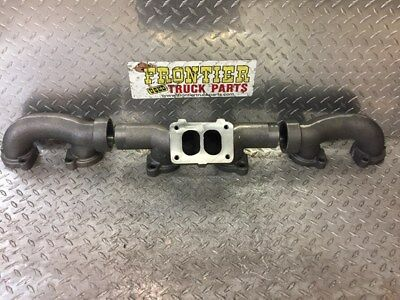 Detroit Diesel Series 60 Exhaust Manifold 23512897 (518-12713)