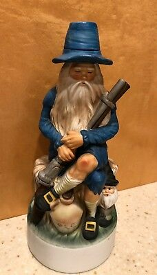 Old Fitzgerald Collector's Gallery Leprechaun Decanter