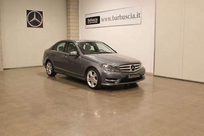 Mercedes-Benz Classe C (W/S204) C 250 CDI 4M. BlueEFFICIENCY Avantgard