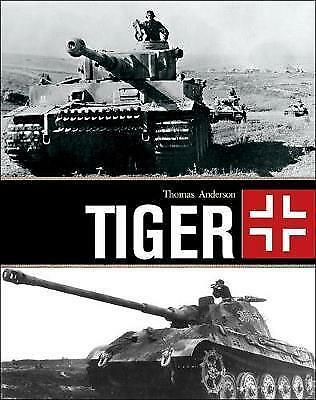 Tiger by Anderson, Thomas, NEW Book, (Paperback) FREE & Fast Delivery