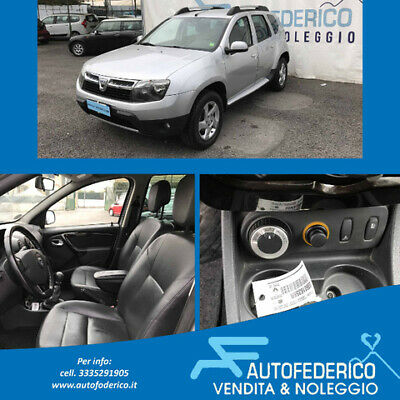 Dacia Duster 1.5 Dci 110cv 4x4 Laurate