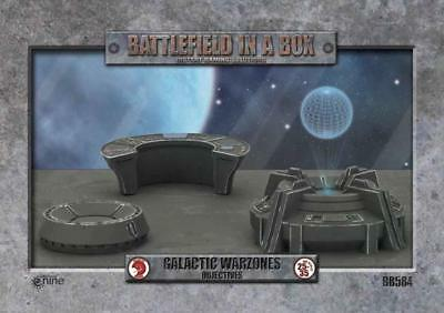 Battlefield in a Box: Galactic Warzones - Objectives