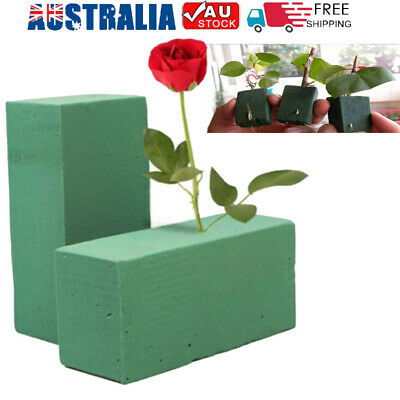 DIY Brick Floral Foam Flower Florist Blocks Wedding Bouquet Ideal Crafts Holder