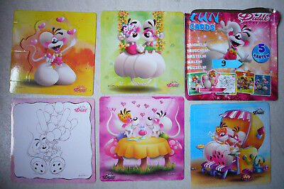 Diddl Forever 2017 Fun Cards 2017**5 St.**( P9 )