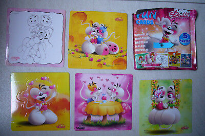 Diddl Forever 2017 Fun Cards 2017**5 St.**( P7 )