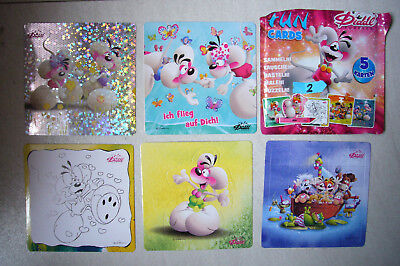 Diddl Forever 2017 Fun Cards 2017**5 St.**( P2 )