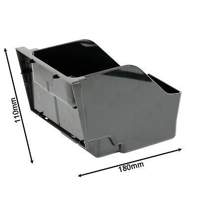 DELONGHI Coffee Machine Drawer Grounds Container Tray Black Magnifica Intensa