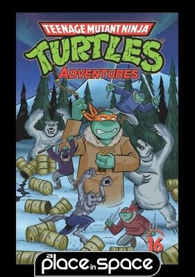 Tmnt Adventures Vol 16 - Softcover