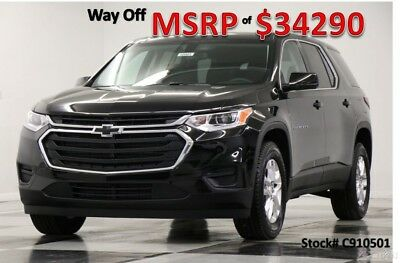 2019 Chevrolet Traverse LS Camera Mosaic Black Metallic SUV For Sale 2019 LS Camera Mosaic Black Metallic SUV For Sale New 3.6L V6 24V Automatic FWD
