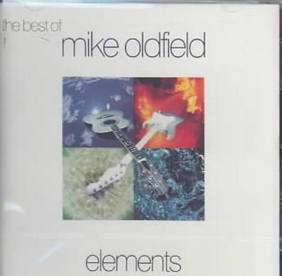 Mike Oldfield - The Best Of Mike Oldfield: Elements Used - Very Good Cd