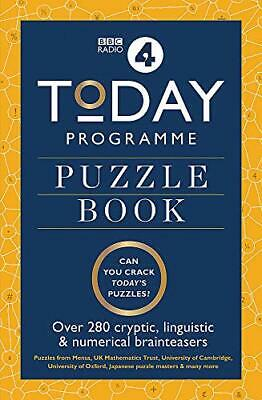 Today Programme Puzzle Book: The puzzle book of 2018,BBC