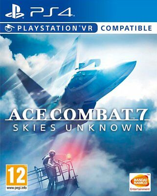 Ace Combat 7: Skies Unknown (PS4)  NEW AND SEALED - IN STOCK - QUICK DISPATCH