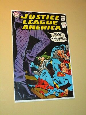 Justice League of America #75 1st Black Canary 2nd New Green Lantern Costume