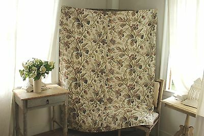 Antique French pique boutis Quilt c 1850 and 1870