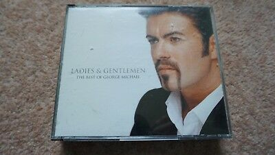 GEORGE MICHAEL - LADIES & GENTLEMEN (1998 2XCD album)
