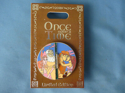 HERCULES  Disney Pin ONCE UPON A TIME Limited E Disneyland 2018 NEW
