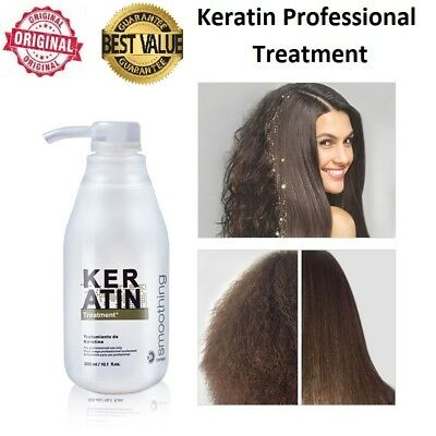 Brazilian Keratin Hair straightening Treatment for professional use