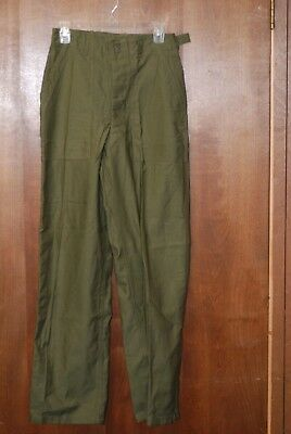 COLD WAR - 1962 DATED UTILITY PANTS - FATIGUES - #M11527 - Must have USA Paypal