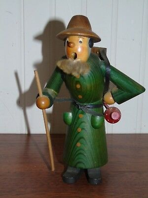 Vintage Incense Smoker Burner Germany Folk Art
