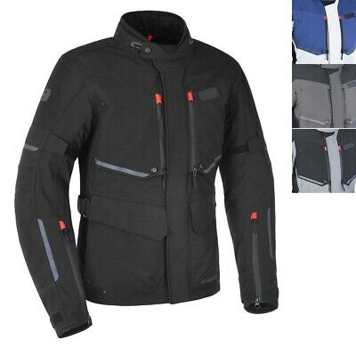 NEW Oxford Mondial Advanced Waterproof Motorcycle Textile Jacket