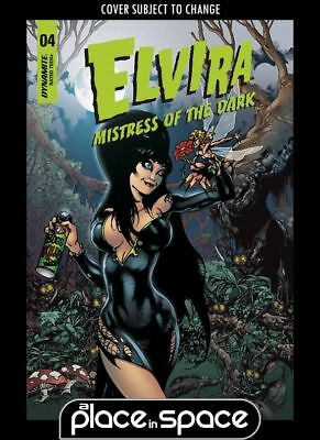 Elvira: Mistress Of The Dark (Dynamite Entertainment) #4E (1:5) Castro (Wk03)
