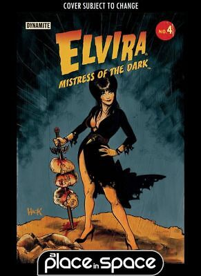 Elvira: Mistress Of The Dark (Dynamite Entertainment) #4C - Hack (Wk03)