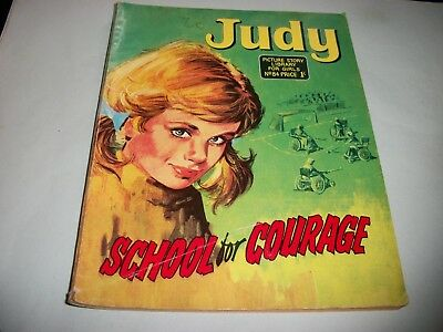 1970  Judy Picture Story Library comic no. 84