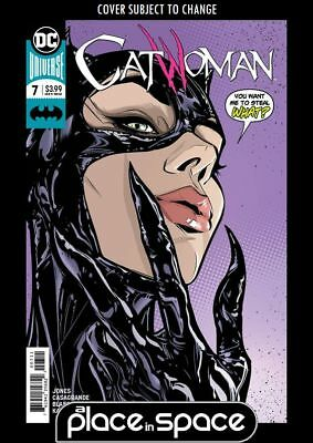 Catwoman, Vol. 5 #7A (Wk03)
