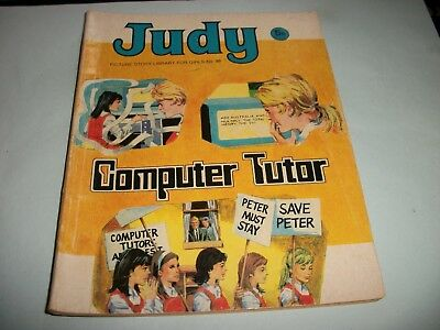1971  Judy Picture Story Library comic no. 98