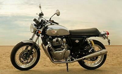 Royal enfield interceptor custom 650 chrome - 2019