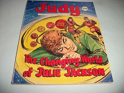 1985  Judy Picture Story Library comic no. 261