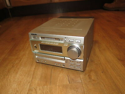 Sony DHC-MD373 Compact HiFi Stereo Unit, MD MiniDisc Recorder, CD Player, Tuner
