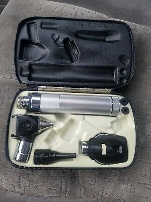 Welch Allyn Diagnostic Set/Kit Otoscope & Ophthalmoscope 05250