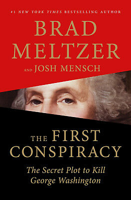 The full version of The First Conspiracy by Brad Meltzer 2019 (EPUB&PDF&EB00K)