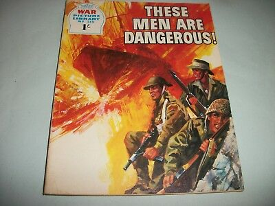 1969  War Picture Library comic no. 549