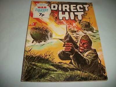 1974  War Picture Library comic no. 929