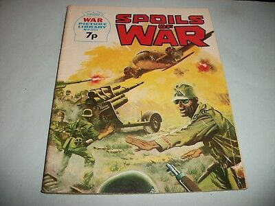 1974  War Picture Library comic no. 951