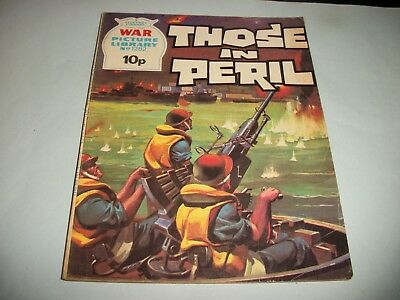 1976  War Picture Library comic no. 1282