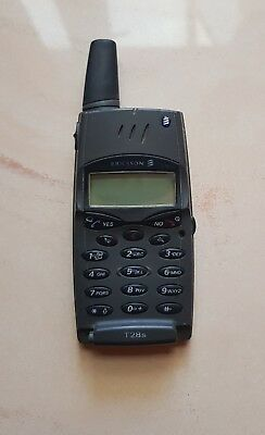 Ericsson T28s Black (Unlocked) Cell Phone VERY RARE COLLECTIBLE