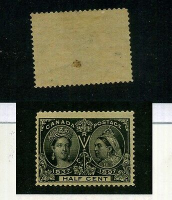 Canada Scott 50 Half Cent Stamp Mh 2192F