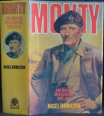 Montgomery THE MAKING OF A GENERAL 1887-1942 WW1 WW2 Ireland Palestine 8th Army