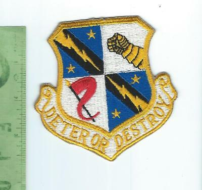 US Air Force USAF 454th  Bombardment Wing  patch