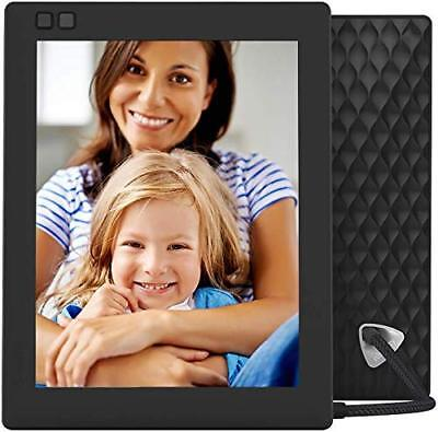 "Nixplay Seed 8"" Digital Photo Frame - Black"