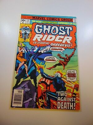Ghost Rider #20 VF- condition Huge auction going on now!